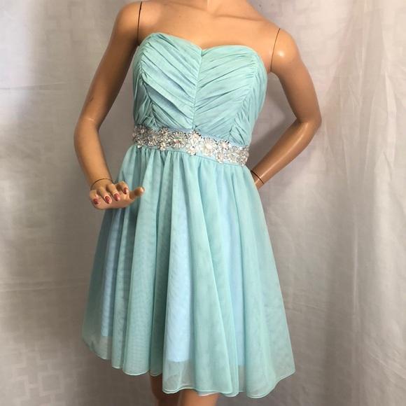 Disney Dresses & Skirts - Disney Cinderella Formal Strapless Dress